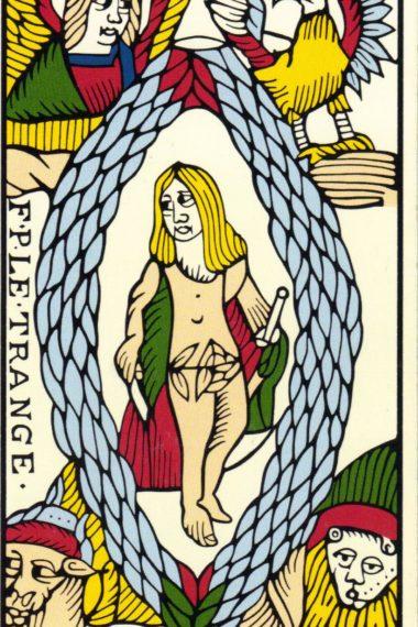 carte de tarot le Monde